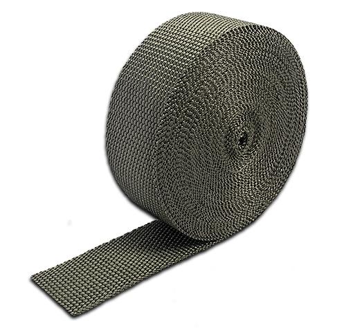 Eksosbandasje karbon fiber - 2,54 cm bredde - 1,5 mm. tykkelse - 15,2 meter lengde 23