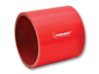 """Rød silikonslange, Innv.diam: 1,25"""" (31,7 mm), Lengde: 3"""" (7,6 cm) 23"""