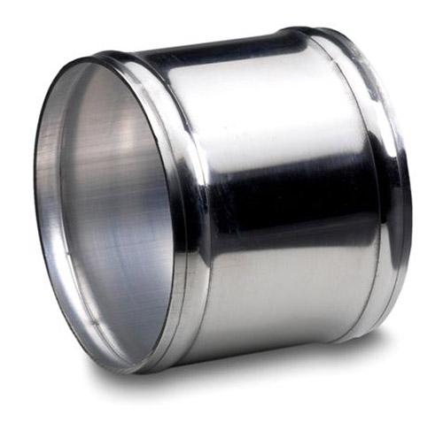 """2"""" (50,8 mm.) innv. diam. aluminium kobling - Lengde: 3"""" (7,6 cm) 1"""
