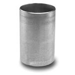 """Kobling 3,5"""" (88,9 mm) Utv. - 3,5"""" (88,9 mm) Utv. diam. Lengde: 15 cm. 7"""