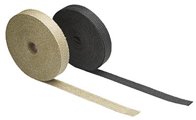 Eksosbandasje - 2,54 cm. bredde - 1,5 mm tykkelse - 15,2m lengde - beige farge 1