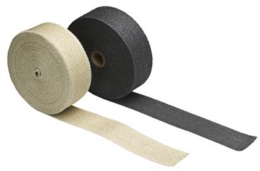 Eksosbandasje - 5,08 cm. bredde - 1,5 mm tykkelse - 15,2 m lengde - gråsort farge 1