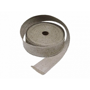 Eksosbandasje - 5,08 cm. bredde - 1,5 mm tykkelse - 4,5 m lengde - gråsort farge 3