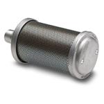 """2"""" (50,8 mm) BSPT hanngjenger - Diam: 13,3 cm. - Lengde: 48 cm. - Type: M20 3"""
