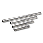 """Aluminiserte Rette stålrør - Innv./utv.diam. 100 cm Rørdiameter: 1 ¾"""" (44,4 mm.) 1"""