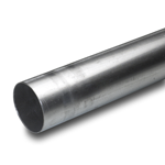 Rustfrie, Rette stålrør  - Lengde: 150 cm - Rørdiameter: 1 ¾ (44,4 mm.) 13