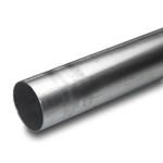 """Rustfrie, Rette stålrør - Lengde: 150 cm - Rørdiameter: 3"""" (76,2 mm.) 19"""