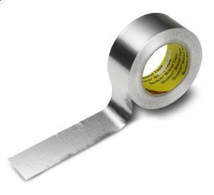 Aluminiumstape  - 50 mm bred x 55 meter lang 1