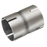 """Kobling eksos 6"""" (152,4 mm) Innv. til 6"""" (152,4 mm) Innv. diam. - Lengde: 11 cm 11"""