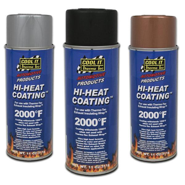 Thermo-Tec høytemperatur spray